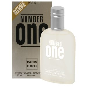 Number One Perfume Unissex Eau de Toilette 100ml