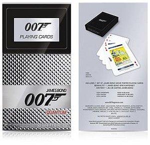Perfume James Bond Quantum Eau de Toilette + Playing Cards