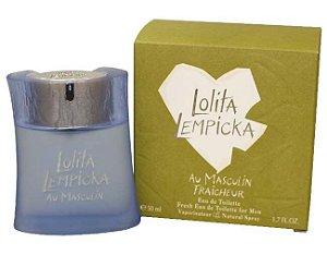 Miniatura Perfume Lolita Lempicka Au Masculin EDT 5ML