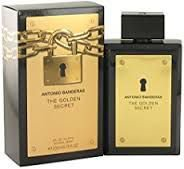 Miniatura The Golden Secret Masculino EDT Spray 10ml