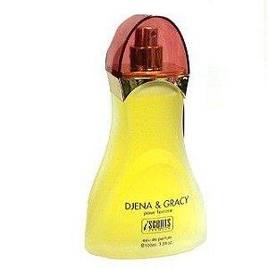 Djena & Gracy Pour Femme Eau de Parfum I-Scents 100ml