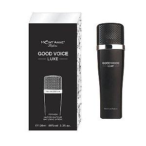Good Voice Luxe Eau de Parfum for Men 100ml