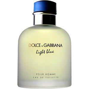 Dolce&Gabbana Light Blue Masculino Eau de Toilette 125ml