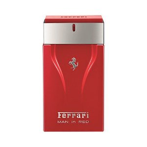 Ferrari Man In Red Eau de Toilette 100ml - (Provador - Tester)