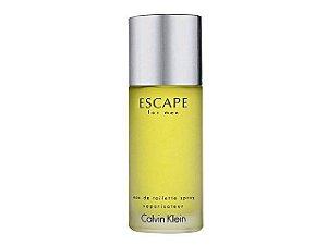 Perfume Escape Masculino Eau de Toilette 100ml - Calvin Klein
