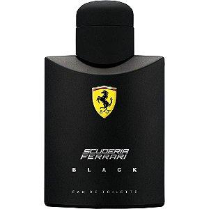 Ferrari Black Masculino Eau de Toilette 125ml - (Provador - Tester)