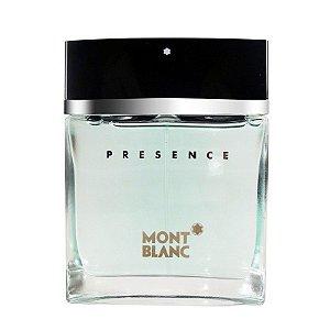 Presence Mont Blanc Eau de Toilette Masculino