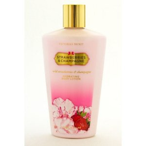 Hidratante Strawberry & Champagne Victoria's Secret 250 ml
