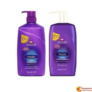 Aussie Moist - Shampoo + Condicionador 865ml