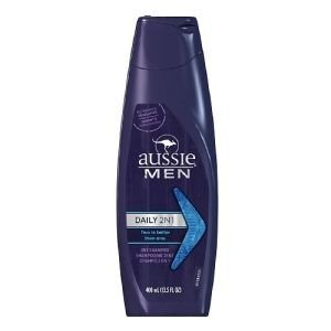 Aussie Men Daily Clean 2-em-1 Shampoo + Condicionador