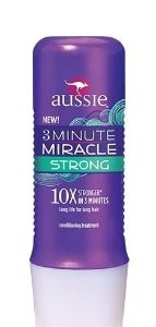 Aussie 3 Minute Miracle Strong - Máscara 236ml