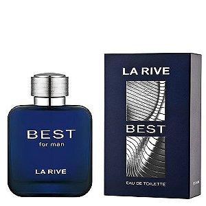 La Rive Best for Man Masculino Eau de Toilette 100ml