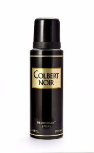 Desodorante Colbert Noir Aerosol Masculino 250ml
