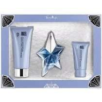 Kit Angel Perfume EDP 25ml + Hidratante 100ml + Gel de Banho 30ml - Thierry Mugler