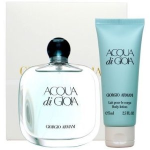 Acqua Di Gioia Edp 100ml + Body Lotion 75ml