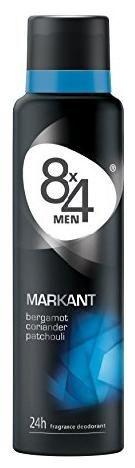Desodorante Spray 8x4 Markant Alemanha 150 ml