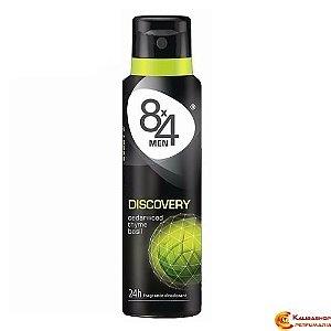 Desodorante Spray 8x4 Discovery Alemanha 150 ml