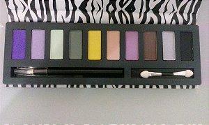 P & W Paleta de Sombras 2 em 1 - Shimmer