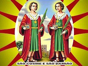 COSME E DAMIÃO A4