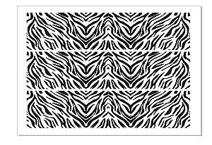 faixa zebra 01 A4