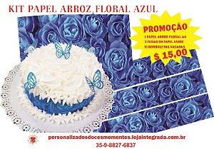 kit floral azul a4 01