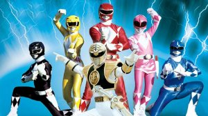 POWER RANGERS 01 A4