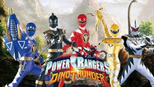 POWER RANGERS 02 A4