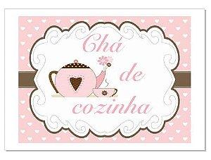 Chá de cozinha 01 A4