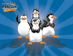 OS PINGUINS MADAGASCAR 03 A4