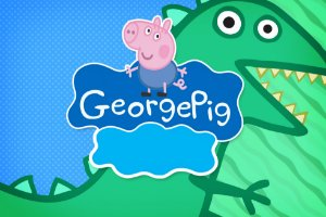 GEORGE PIG 01 A4