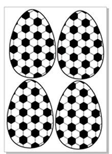 papel ovo páscoa futebol 250grs