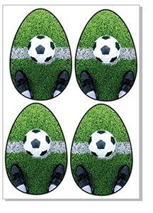 papel ovo páscoa futebol 03- 250grs