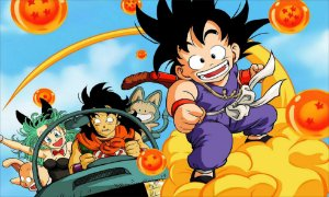DRAGON BALL Z 01 A4