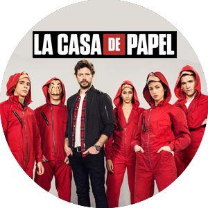 LA CASA DE PAPEL 03 A4