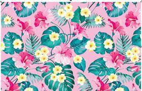 floral tropical 02