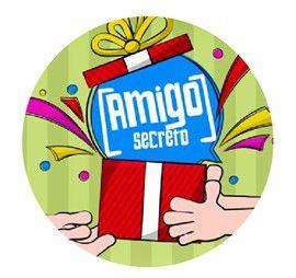 AMIGO SECRETO 01  A4