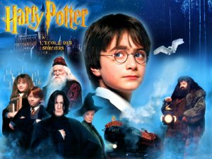 HARRY POTTER 01 A4