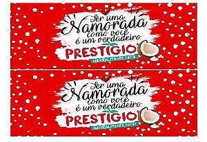 FAIXA NAMORADOS PRESTÍGIO 9CM