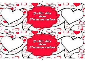 FAIXA FELIZ DIA DOS NAMORADOS 01 9CM