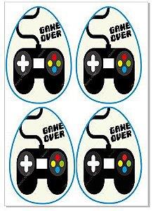 OVO COLHER VIDEO GAME