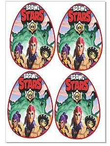 OVO COLHER  BRAWL STARS
