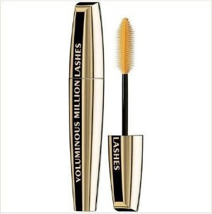 L'Oreal Paris Voluminous Million Lashes Mascara, 620 Carbon Black