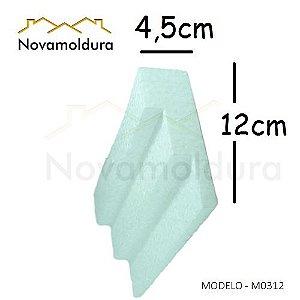 Molduras de isopor modelo M0312 - 120mm de face ( valor por metro)