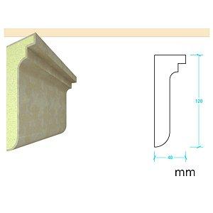 EPS com Revestimento modelo I113 - 120m de face ( valor por metro)