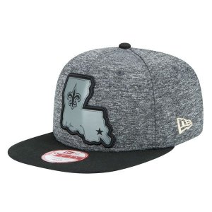 Boné New Orleans Saints 950 Snapback Gray Collection - New Era