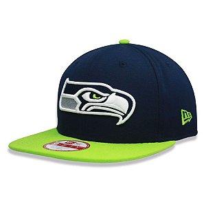 Boné Seattle Seahawks Classic 950 Snapback - New Era