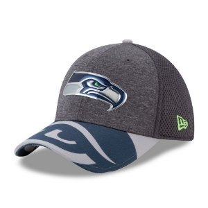 Boné Seattle Seahawks DRAFT 2016 Spotlight 3930 - New Era