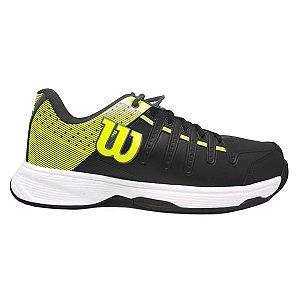 Tenis Wilson Game Masculino Preto e Verde