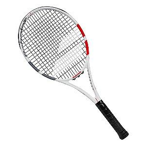 Raquete de Tenis Babolat Strike Evo 2021 280g Branco