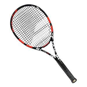 Raquete de Tenis Babolat Evoke 105 Strung 275g Preto